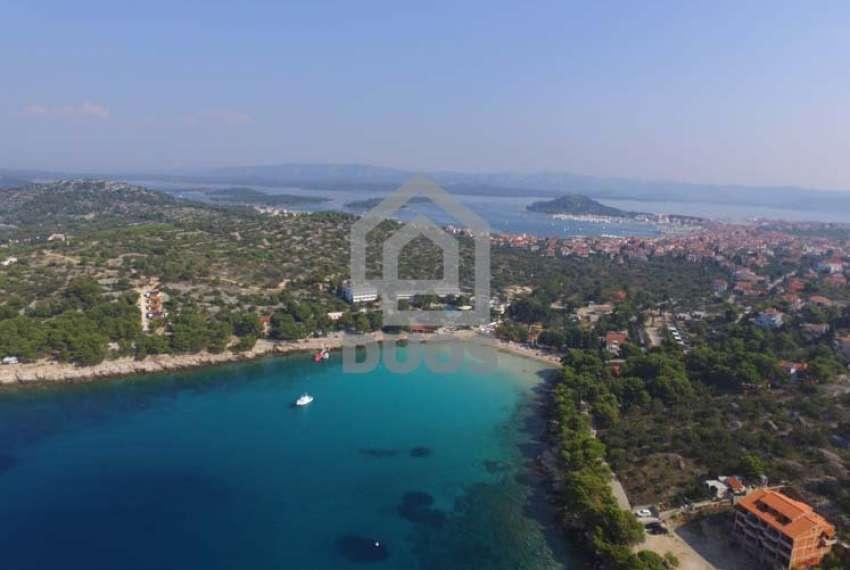 Građevinsko zemljište - turističke namjene na plaži Slanica, Murter- pogodno za mobilne kučice 11