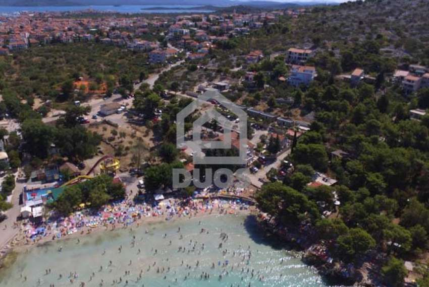 Građevinsko zemljište - turističke namjene na plaži Slanica, Murter- pogodno za mobilne kučice 13