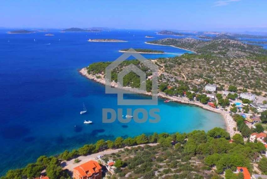 Građevinsko zemljište - turističke namjene na plaži Slanica, Murter- pogodno za mobilne kučice 12