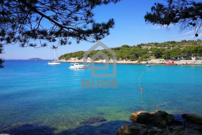 Građevinsko zemljište - turističke namjene na plaži Slanica, Murter- pogodno za mobilne kučice 2