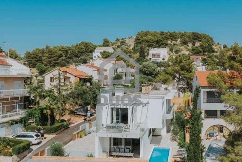 Žaborić - apartman u novoj luksuznoj vili blizu mora 19
