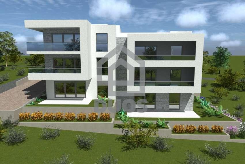 Neubau - Zaboric - Erdgeschoss - 66m2- Parkplatz - Bürofläche 10