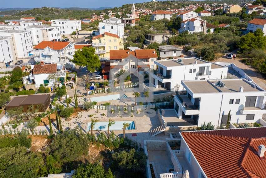 Luksuzna vila - Murter- pogled na more 245 m2 7