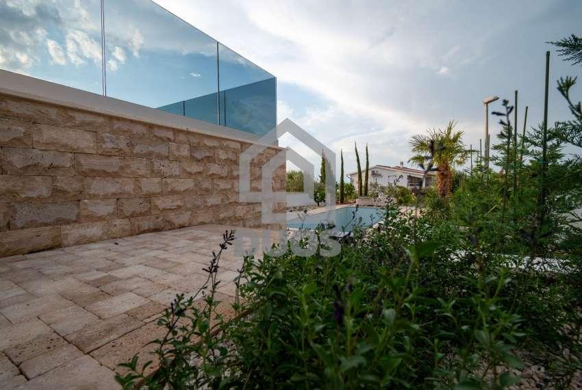 Luksuzna vila - Murter- pogled na more 245 m2 29