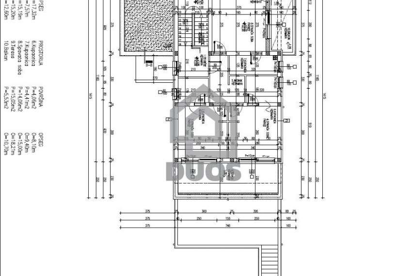 Luksuzna vila - Murter- bazen - pogled na more 305 m2 33