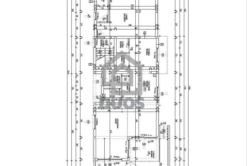 Luksuzna vila - Murter- pogled na more 245 m2 34