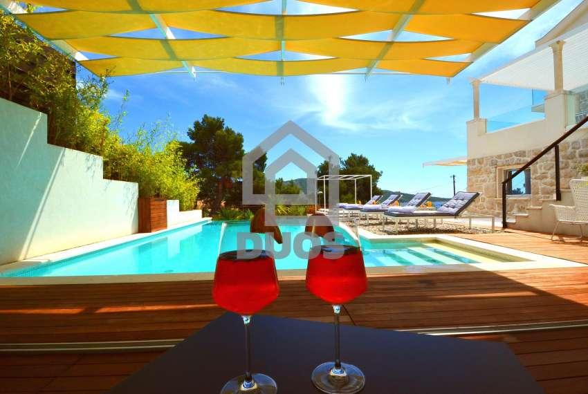 Beautiful villa in Primosten with sea view - privacy guaranteed 8
