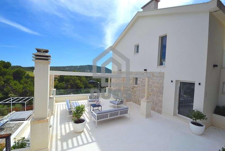 Beautiful villa in Primosten with sea view - privacy guaranteed 18