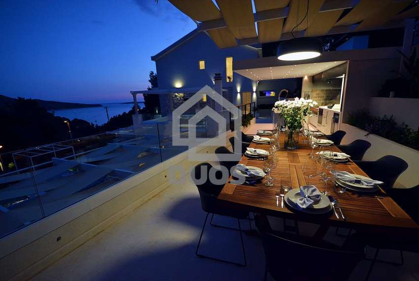 Beautiful villa in Primosten with sea view - privacy guaranteed 25