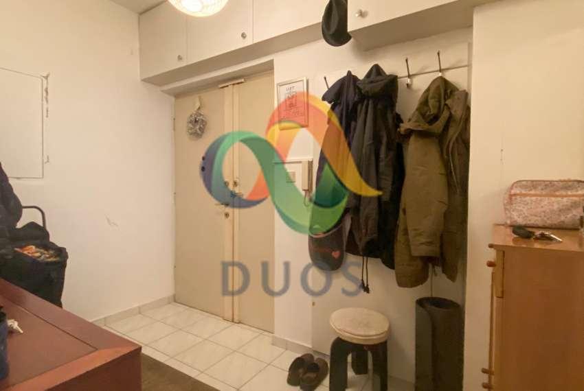Prostrani stan na drugom katu zgrade u ulici Pavla Šubića u Zagrebu 5