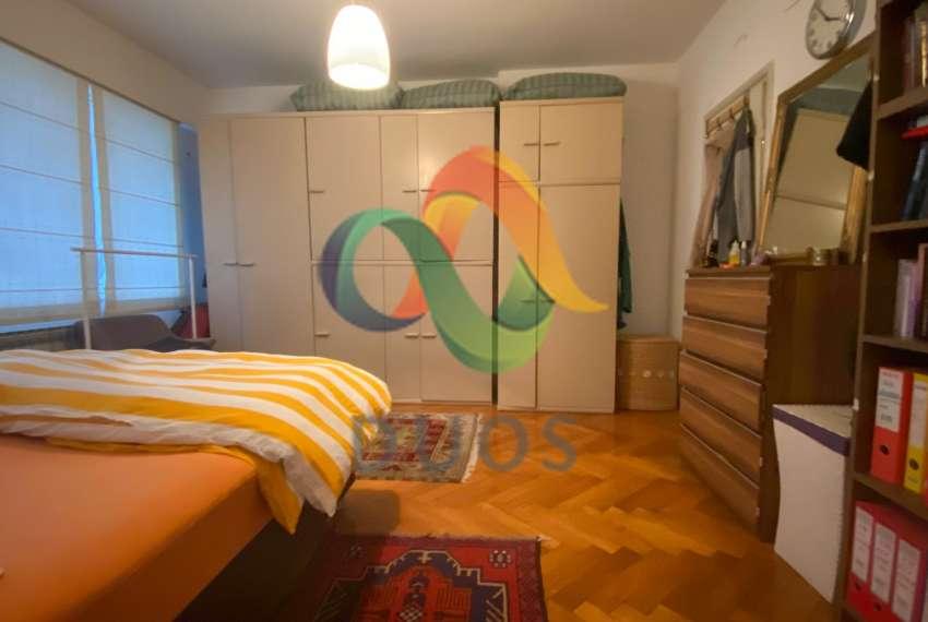 Prostrani stan na drugom katu zgrade u ulici Pavla Šubića u Zagrebu 7