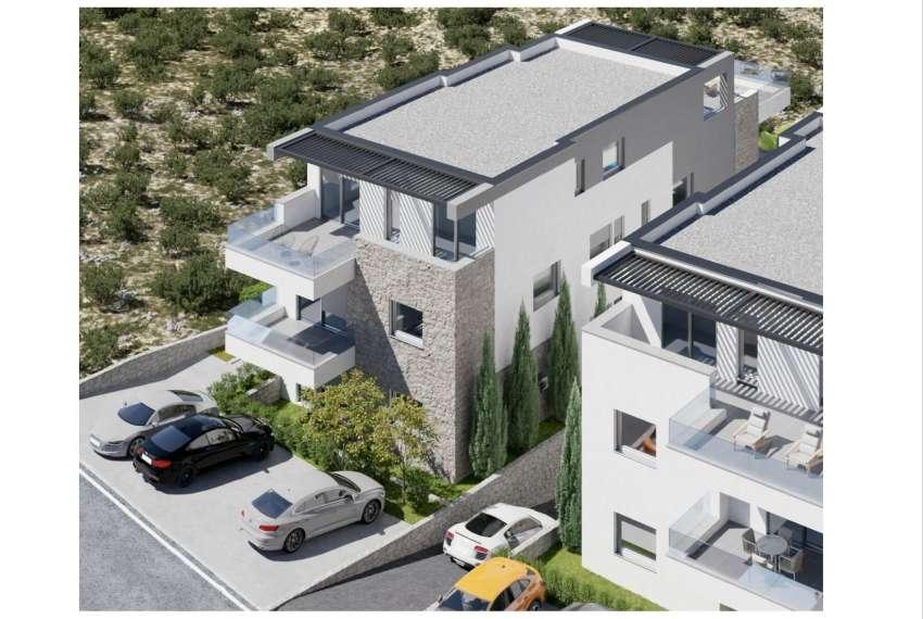 Novogradnja - stan s tri spavaće sobe - blizina plaže - Murter 24