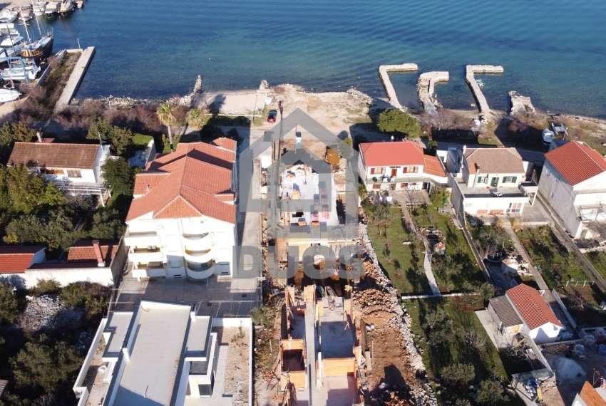 NOVOGRADNJA - penthaus- pogled panorama na more - 3 spavaće sobe - Murter 11