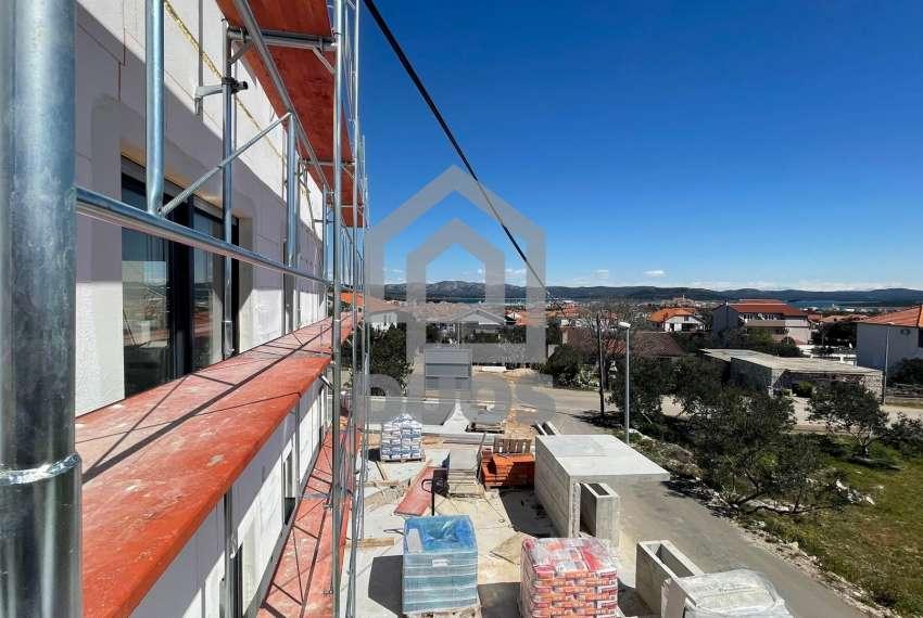 NOVOGRADNJA - Murter - 122m2- pogled na more - dvoetažni 4