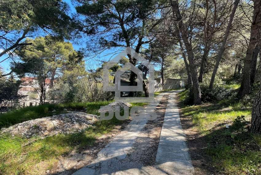 Građevinsko zemljište - turističke namjene na plaži Slanica, Murter- pogodno za mobilne kučice 3