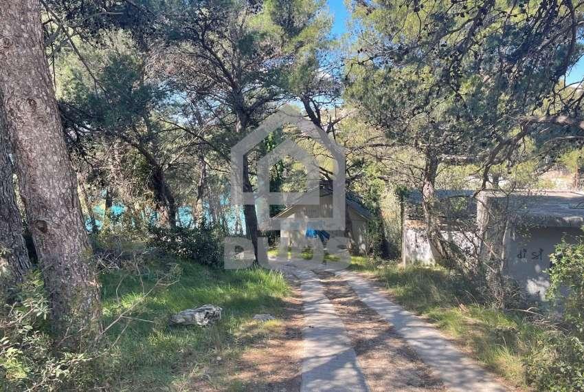 Građevinsko zemljište - turističke namjene na plaži Slanica, Murter- pogodno za mobilne kučice 9