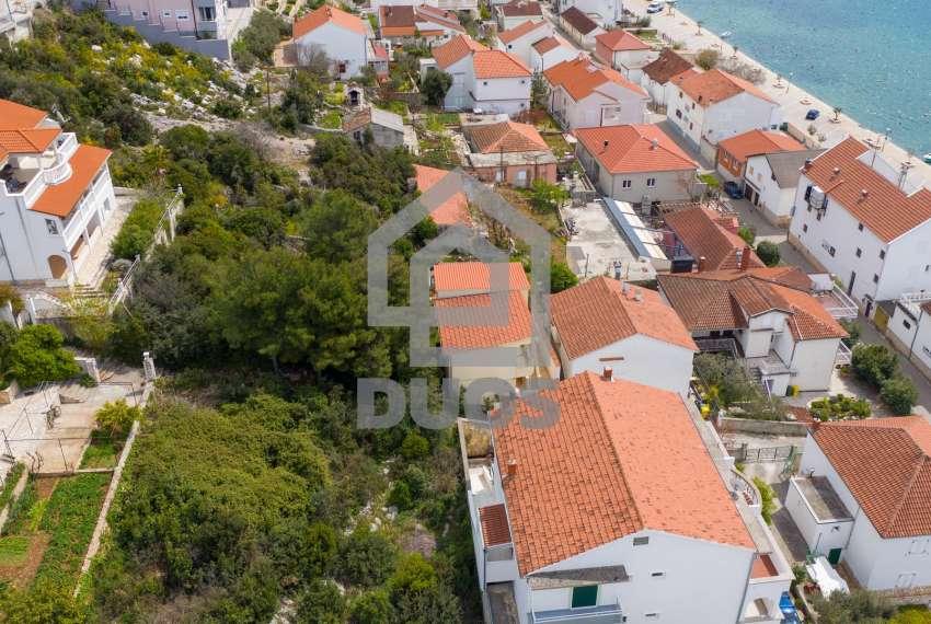 Građevinski teren Tisno centar s pogledom na more 4