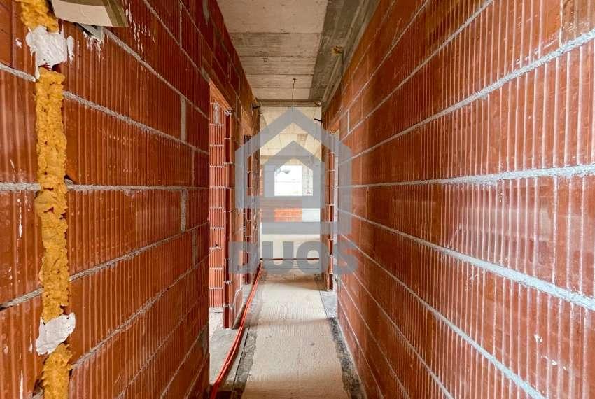 Novogradnja - Murter - dvije spavaće - pogled - parking - 1.kat 5